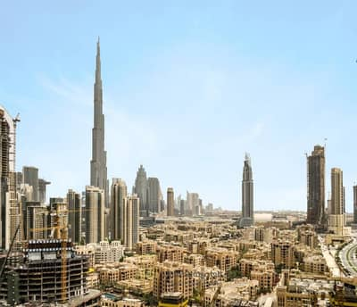 Office for Sale in Business Bay - Overlooking Burj Khalifa Tower