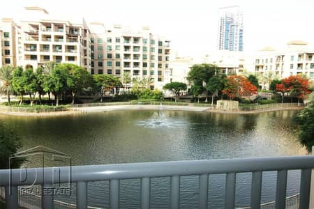 Lake View Managed Unfurnished Studio in Links Canal