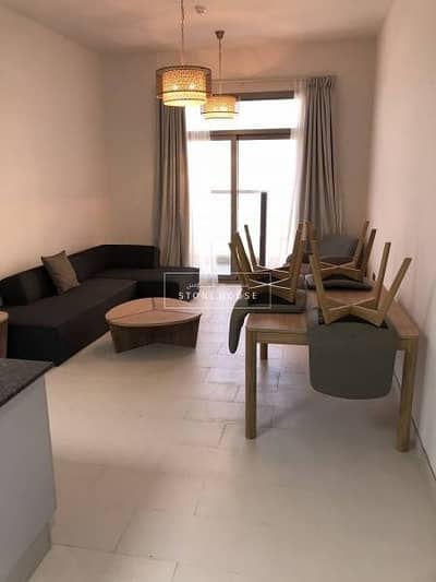 VACANT READY TO MOVE BRAND NEW FULLY FURNISHED 1B/R+HALL FULL POOL VIEW