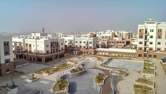 Spacious Studio Apartment with terrace In Al Ghadeer