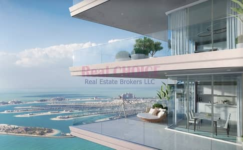 2 Bedroom Flat for Sale in Dubai Harbour, Dubai - 5 Percent on Booking Book your unit now