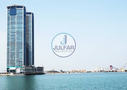 Studio for Rent in Dafan Al Nakheel, Ras Al Khaimah - studio apartment for rent in Julphar Residential Tower