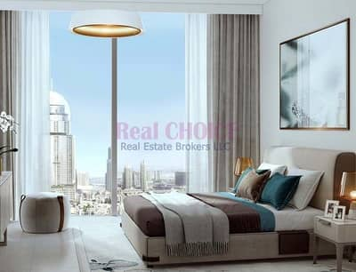 3 Bedroom Flat for Sale in Downtown Dubai, Dubai - Opera District | 40 60 Payment Plan 3BR