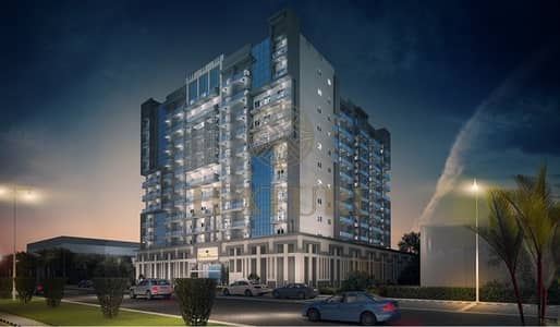 1 Month Free & Very Convenience Fitted Office in I-RISE TOWER