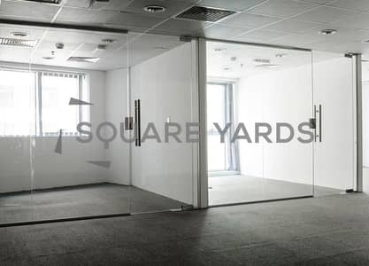 multiple fully fitted offices available