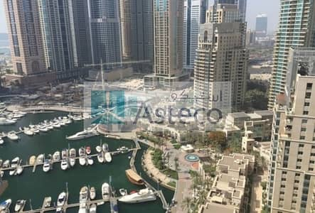 2 Bedroom Apartment for Rent in Dubai Marina, Dubai - 2BHK For Rent Stunning Full Marina View available