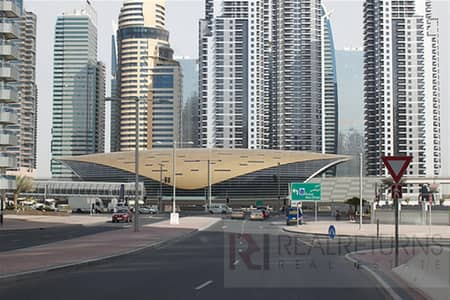 Saba Tower1 JLT : Fitted Office 1