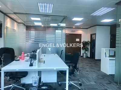 Office for Sale in DIFC, Dubai - Decently Fitted Great location Open View 