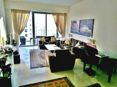 Full sea View two bed room apartment in Trident Grand Residence