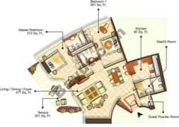 5 Bedrooms (Type 2)