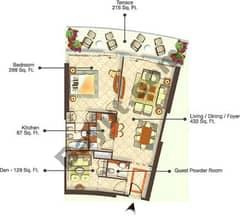 7 Bedrooms (Type 1)