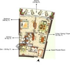 7 Bedrooms (Type 2)