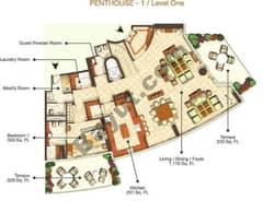 Penthouse 1 (Level 1)