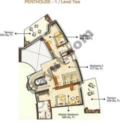 Penthouse 1 (Level 2)