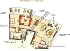 Penthouse 3 (Level 1)