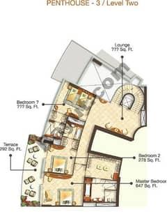 Penthouse 3 (Level 2)