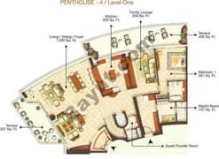 Penthouse 4 (Level 1)