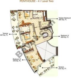 Penthouse 4 (Level 2)