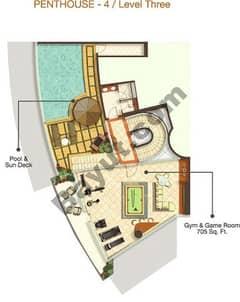 Penthouse 4 (Level 3)