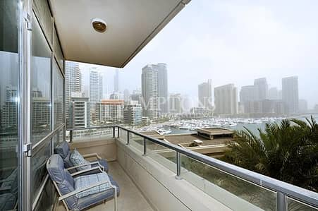 Very Spacious 2BR + Balcony   Marina View