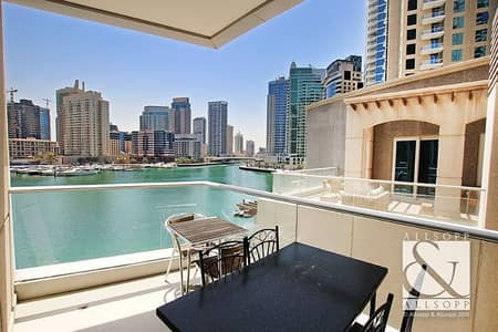 Full Marina View   Low Floor   Furnished
