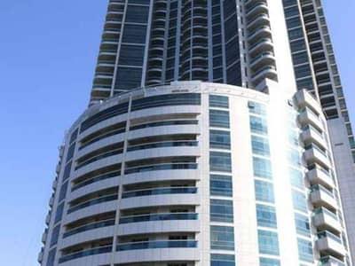 3 Bedroom Apartment for Sale in Corniche Ajman, Ajman - beautiful sea view. . . Three Bedroom Flat For SALE In Corniche Towers