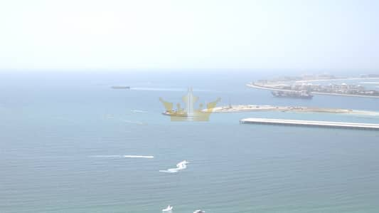 Full Sea View 4Bedrooms Duplex in Sadaf 7