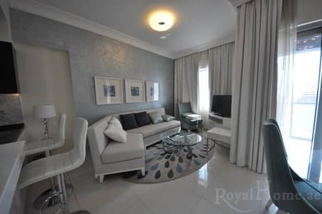 1 Bedroom Flat for Rent in Downtown Dubai, Dubai - Luxury Furnished Hotel Style