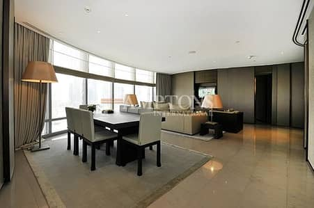 2 Bedroom Flat for Sale in Downtown Dubai, Dubai - Luxuriously Furnished | Full Fountain View