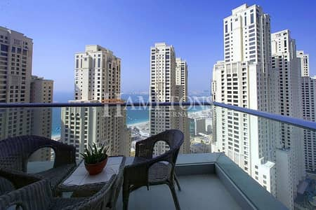 Amazing Full Sea View 2BR in Paloma