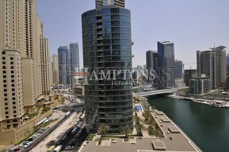 Large 2BR with Amazing Marina View