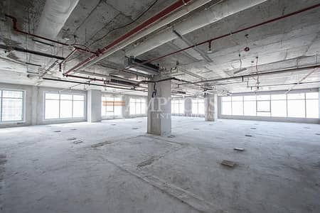 Shell & Core office for Rent in Tecom
