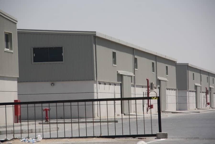 مستودع في المدينة الصناعية في أبوظبي مصفح 175000 درهم - 3297892