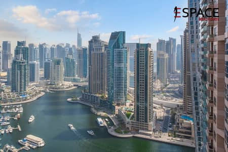3 Bedroom Flat for Sale in Dubai Marina, Dubai - Largest Furnished 3 Bed with Marina View