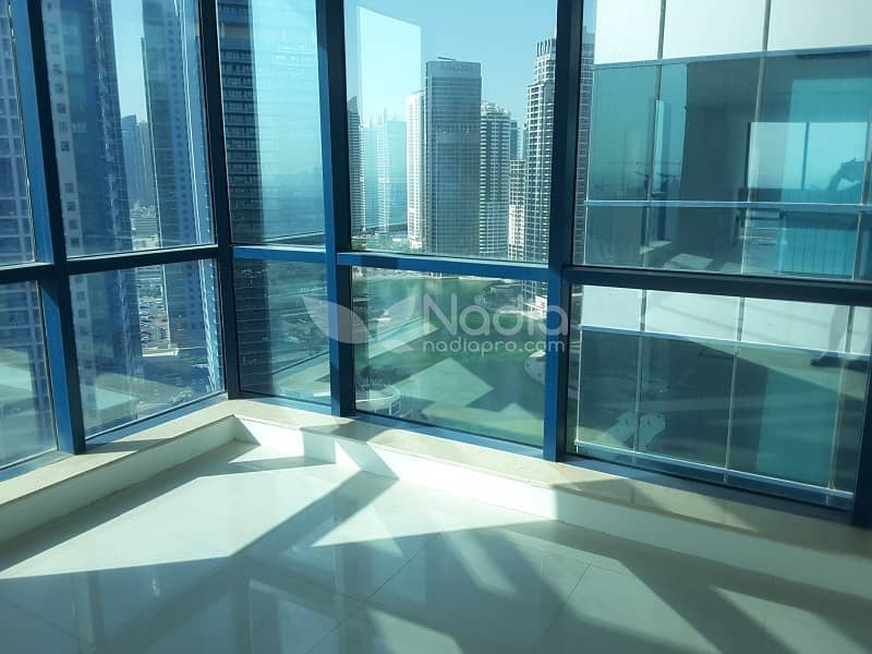 6  Fitted Office with Panoramic Windows