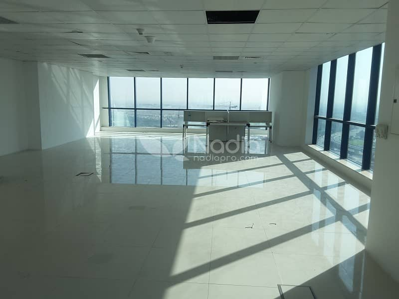 9  Fitted Office with Panoramic Windows