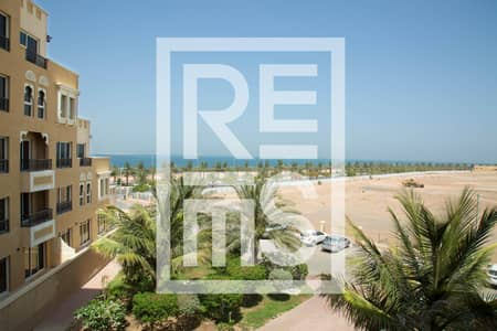 Sea View 1BR in The Bab Al Bahr Residences