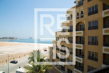 1 BR on Al Marjan Island with Stunning View