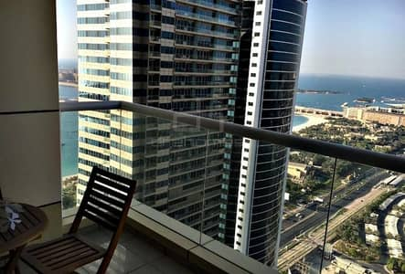 Prestigious Apartment with Full Sea View at Dubai Marina