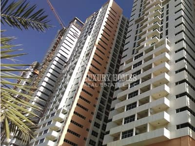 Studio for Rent with Parking in Ajman One Towers, Ajman