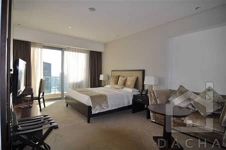 Studio for Rent in Dubai Marina, Dubai - Stunning Marina view STUDIO in The Address