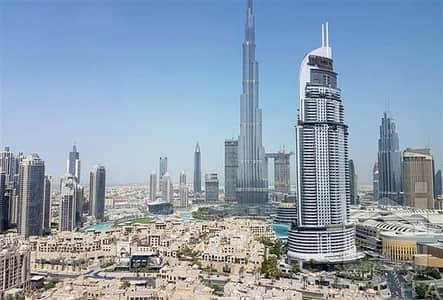 2 Bedroom Apartment for Sale in Downtown Dubai, Dubai - Superb Views from this 2 bedroom apartment in Burj Views