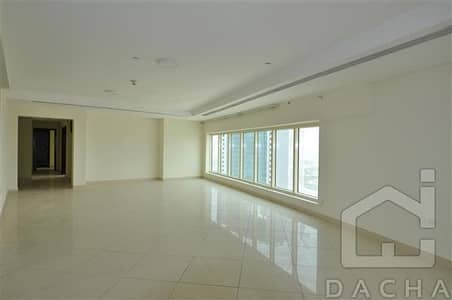 5 Bedroom Penthouse for Sale in Jumeirah Lake Towers (JLT), Dubai - Duplex penthouse with amazing Jumeirah heights view