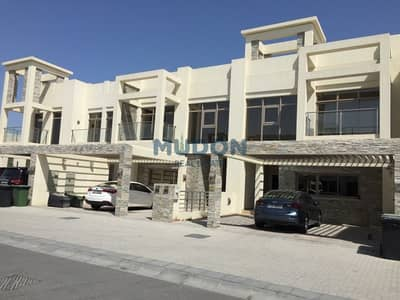 3BR + Maids Room At Polo Townhouse Meydan