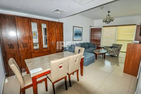 Fully Furnished Apartment w/ Marina View