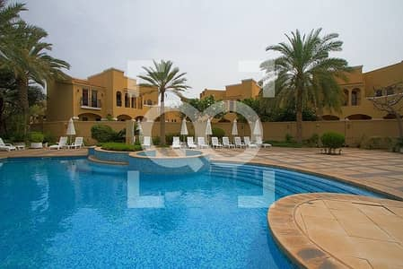 3 Bedroom Villa for Rent in Al Sufouh, Dubai - Next to tram | Managed | Ideal for families | Clubhouse