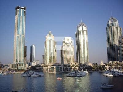 3 Bedroom Apartment for Rent in Dubai Marina, Dubai - Sea View High Floor 3 Bed|Marina Heights