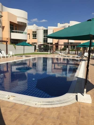 5 Bedroom Villa for Rent in Al Qurm, Abu Dhabi - Spacious five bedroom villa In a cosy compound