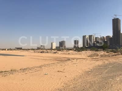 Mixed Use Land for Sale in Al Humaid City, Ajman - Mixed used land in Aalia