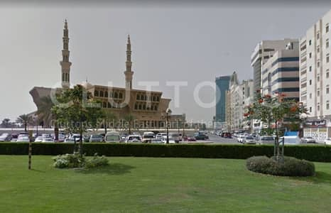 Plot for Sale in Al Qasimia, Sharjah - Mix use land behind King Faisal Mosque Sharjah